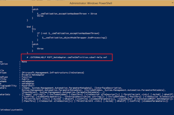 Getting started with Sapien PowerShell Help Writer