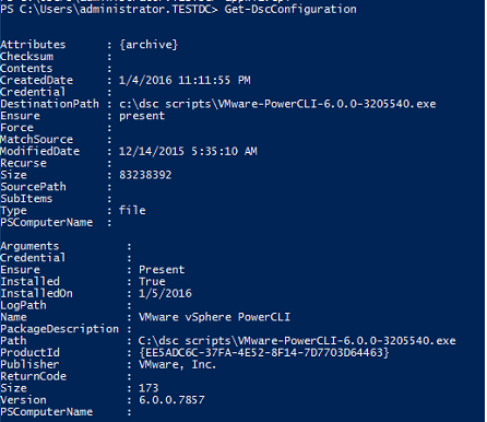 automate powercli