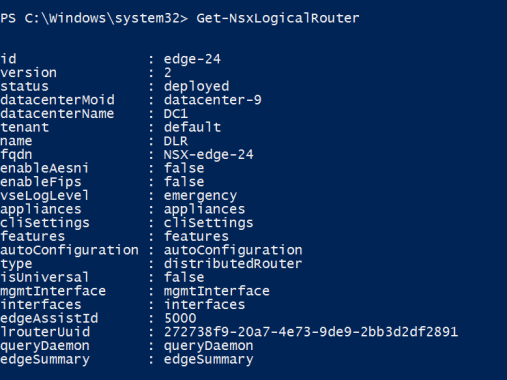 VMware NSX Static vs Dynamic Routing - PowerShell Config