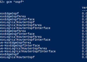 VMware NSX Edge Static vs Dynamic Routing – PowerShell Config