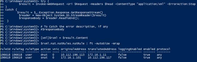 VMware NSX Edge SNAT vs DNAT