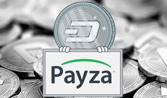 Payza incorpora Dash a su sistema de pagos