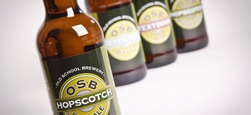 Old School Brewery - Hopscotch Pale Ale
