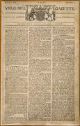 First Published Newspaper