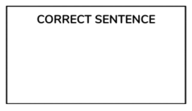 Possessive Adjectives Error Correction 3