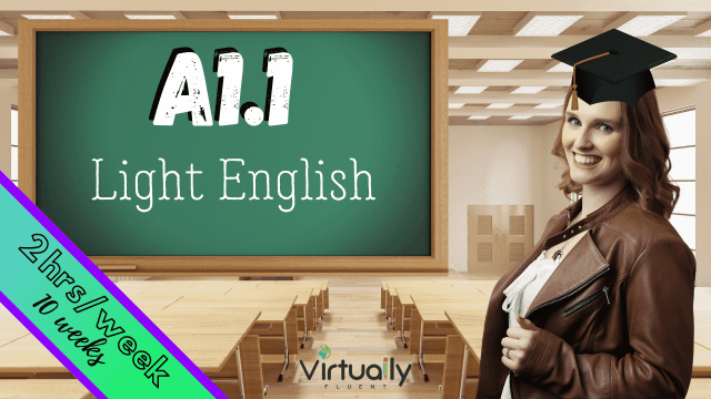 A1.1 General English Course 2 hours_week