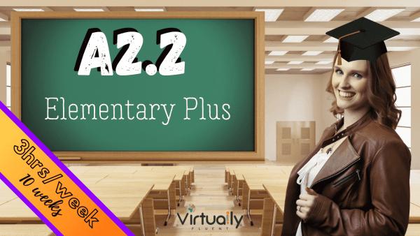 A2.2 Course