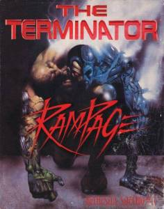 terminator rampage front