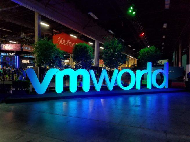 VMworld 2017 - Monday
