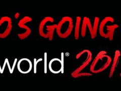 Who's going to VMworld 2017?