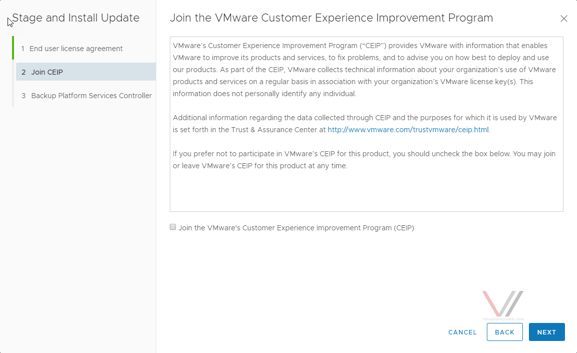 vSphere 6 7 Update 2 Upgrade Guide - VirtuallyInclined com