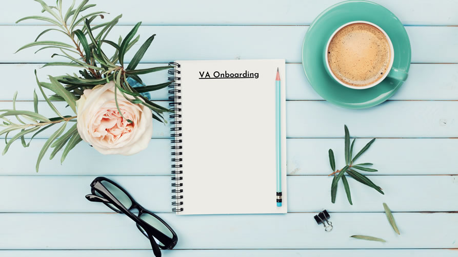 Virtual Assistant onboarding checklist
