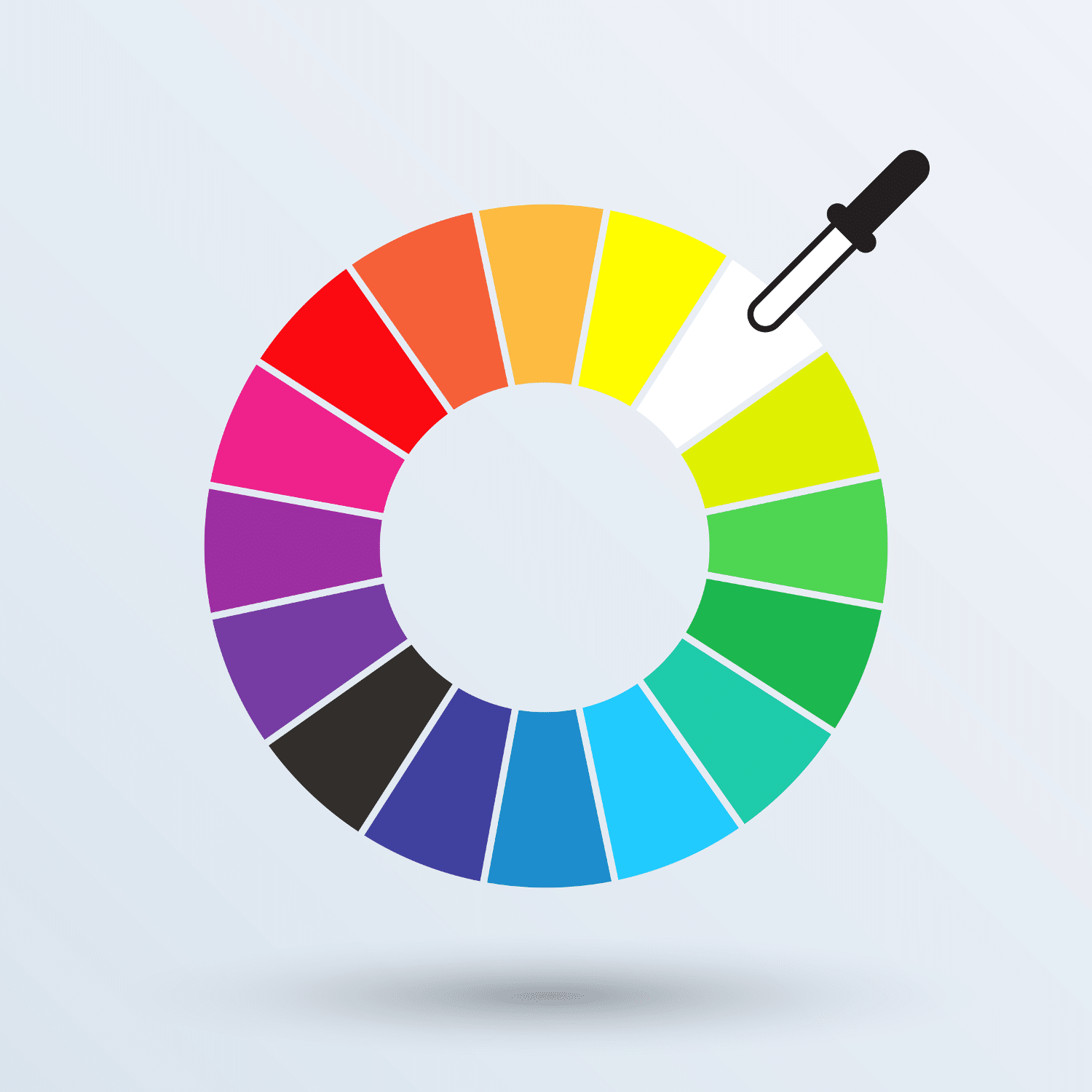 picking colors