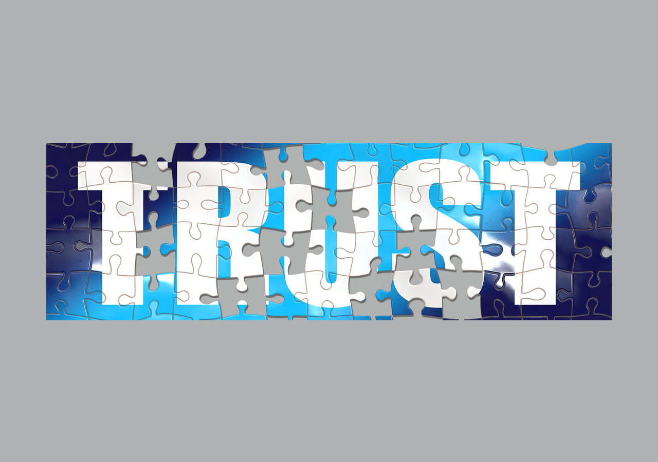 Website More Trustworthy