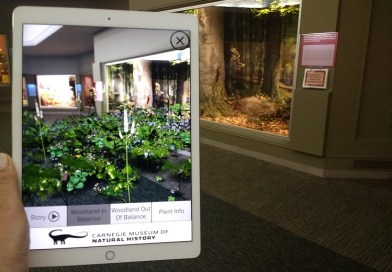 AR Perpetual Garden App,  Carnegie Museum of Natural History & Powdermill Nature Reserve