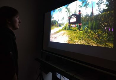 The Virtual UCF Arboretum Treadmill XR Research Design and Development