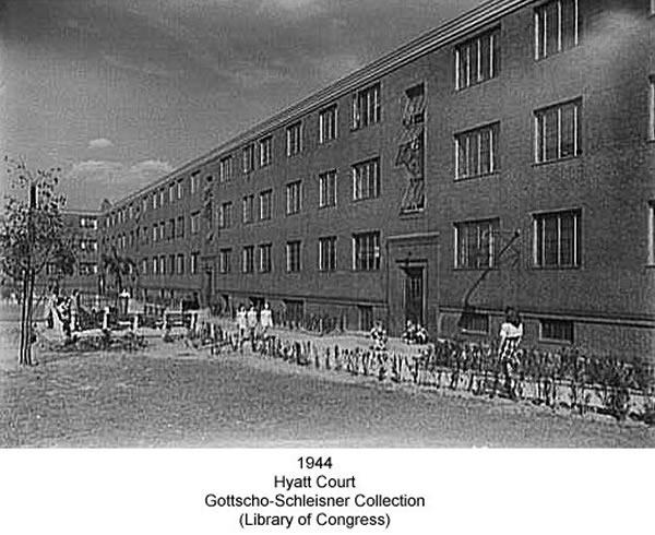 John W Hyatt Court