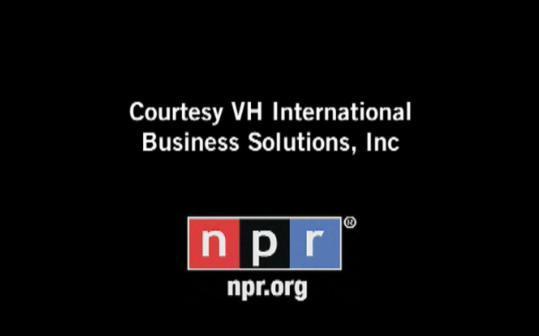 VH International Business Solutions' NPR Credit