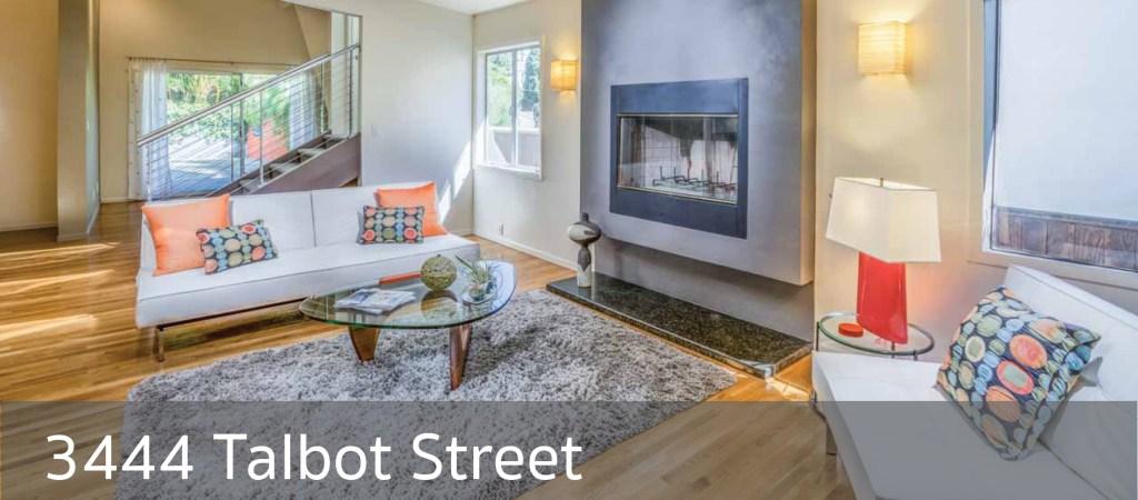 3444 Talbot Street