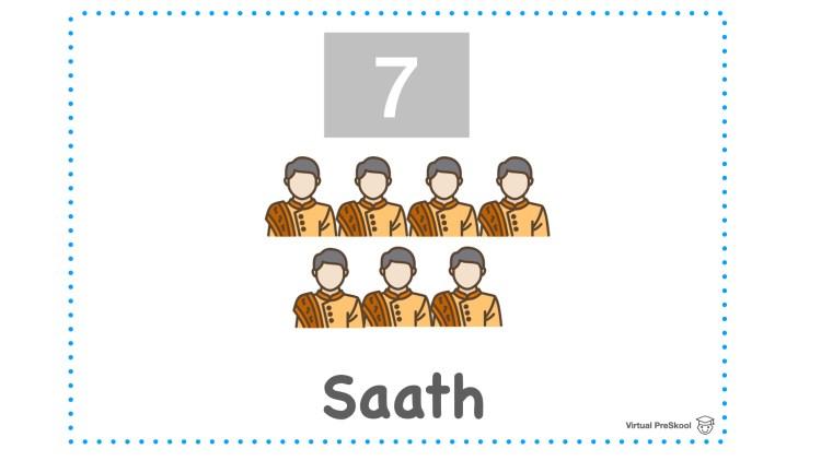 Beginner's Hindi Age 6-10 Curriculum
