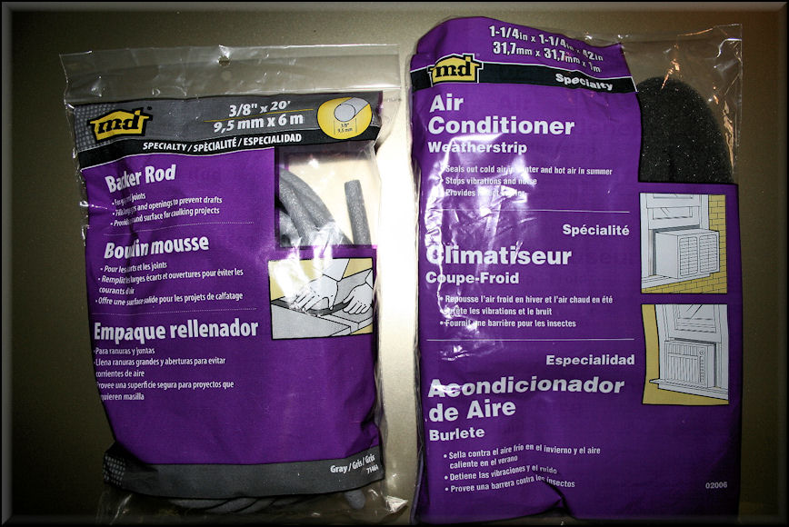 Winterizing Material for Nestboxes