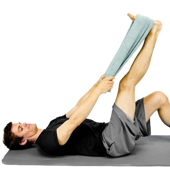 Hamstring-stretch-for-lower-back-pain
