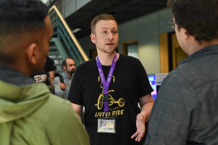 Richard Broo of Wemersive at VRTO 2017