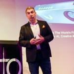 Roy Taylor of AMD speaks at VRTO 2017