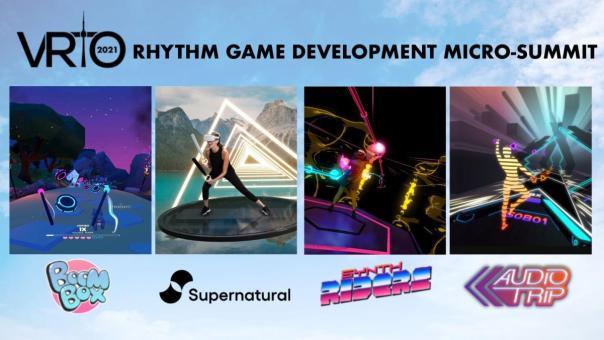 VRTO 2021 vr fitness games summit