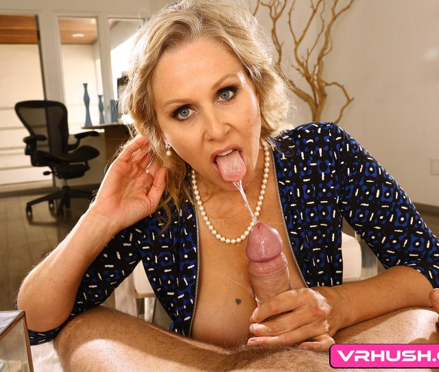 Home Julia Ann In Blonde Milf Showing You The Way