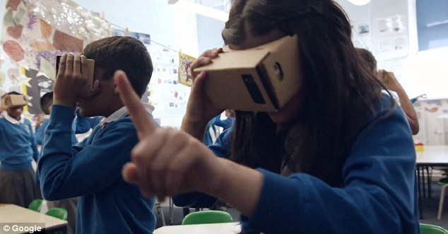 Google Expeditions: A chance to get virtual reality into your classroom