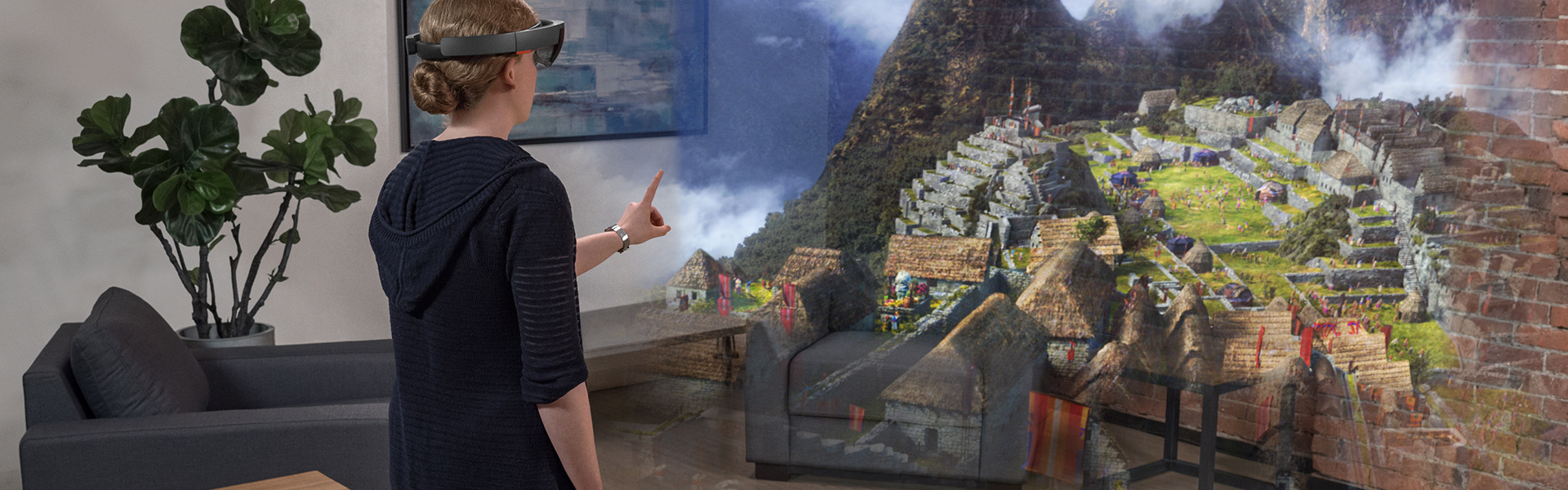 Microsoft Hololens' Holotours: Making history come alive