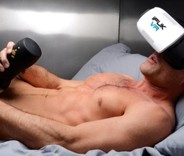 Ifuk Vr By Xr Brands Offers Virtual Reality Sex Toy Male Penis Stroker