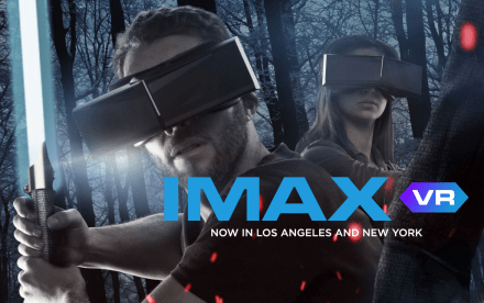 imax vr experience