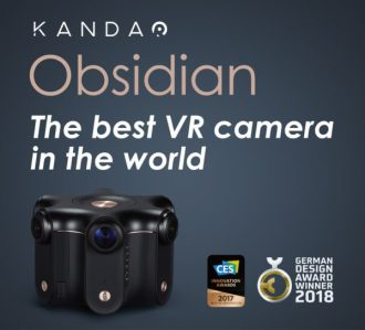 Kandao Obsidian 3D VR camera