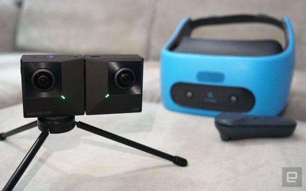 Insta360 EVO Folding Camera