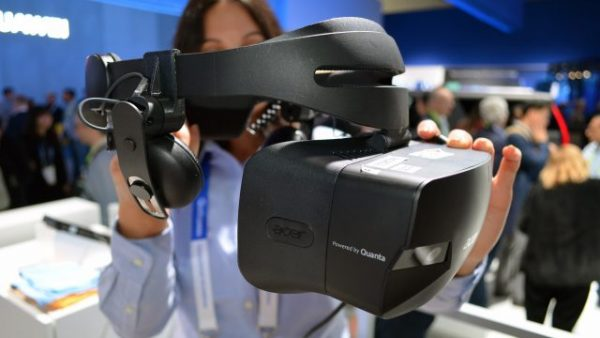 The Prototype OJO Headset Showcased at the CES2019