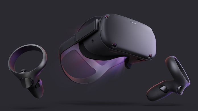 Oculus Quest Headset Finally Out