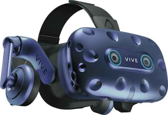 HTC Vive Pro Eye Product Shot