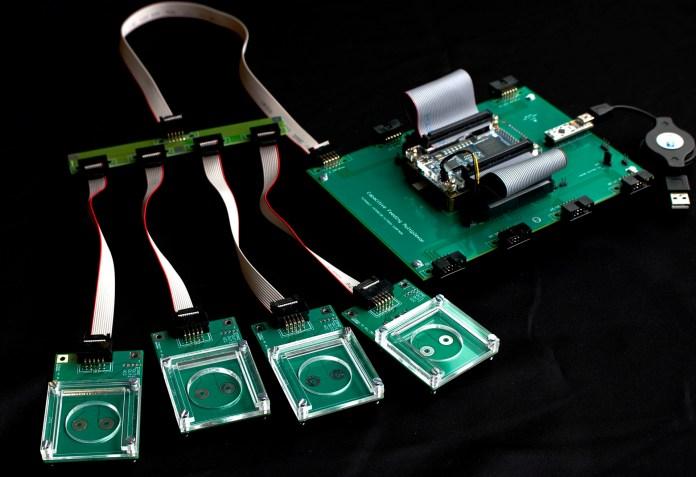 flyPAD hardware