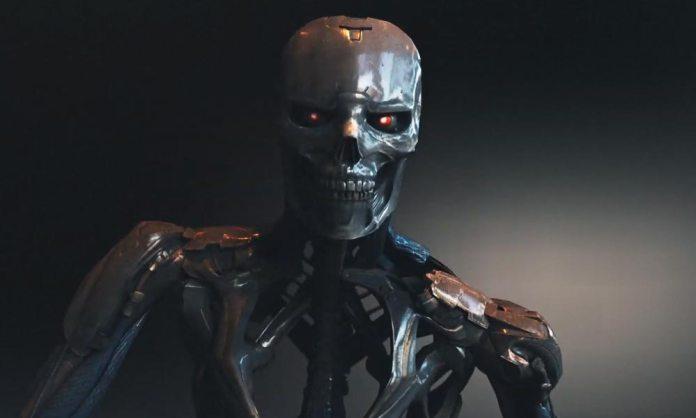 Terminator VR Arcade