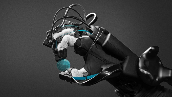 HaptX VR Glove
