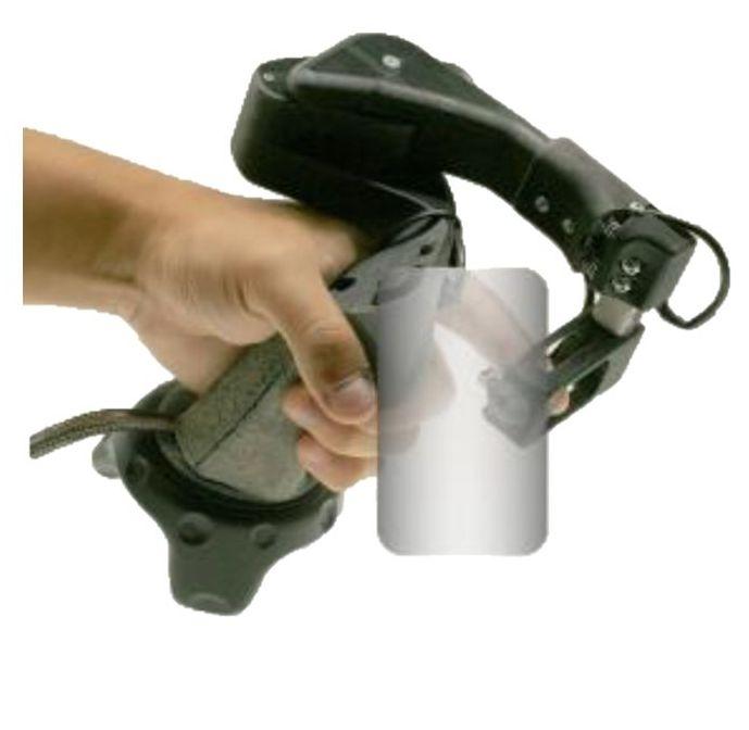 CLAW Handheld Haptic Controller