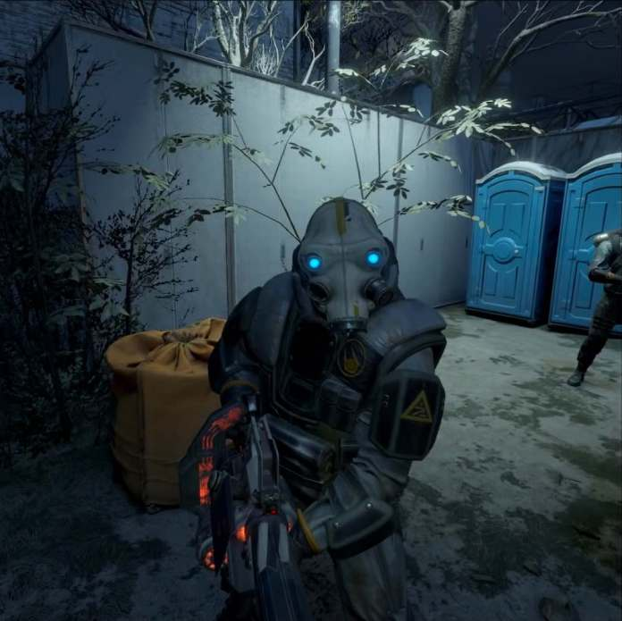 Half-Life: Alyx VNN Screenshot of a new enemy type