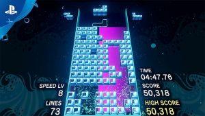 Tetris Effect on PlayStation VR