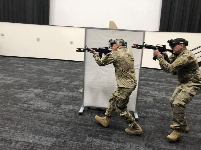 US Army Combat Ready HoloLens 2