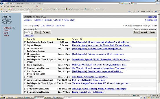 webmail 3