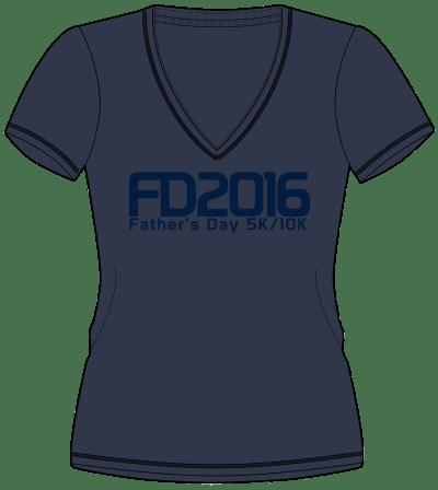 Father Ladies shirt