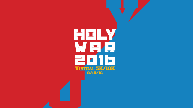 Holy War Graphic