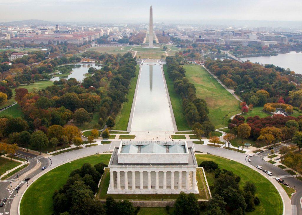 National Mall Virtual Race 1
